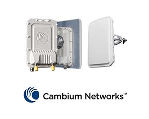 PTP 670 de 4.9 à 6.05 GHz sans licence